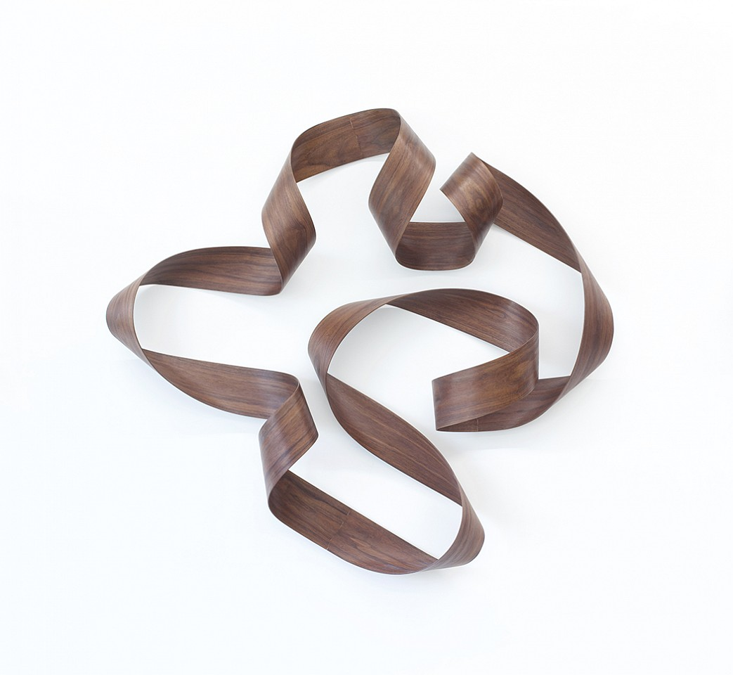 Jeremy Holmes, Untitled Black Walnut B Black Walnut