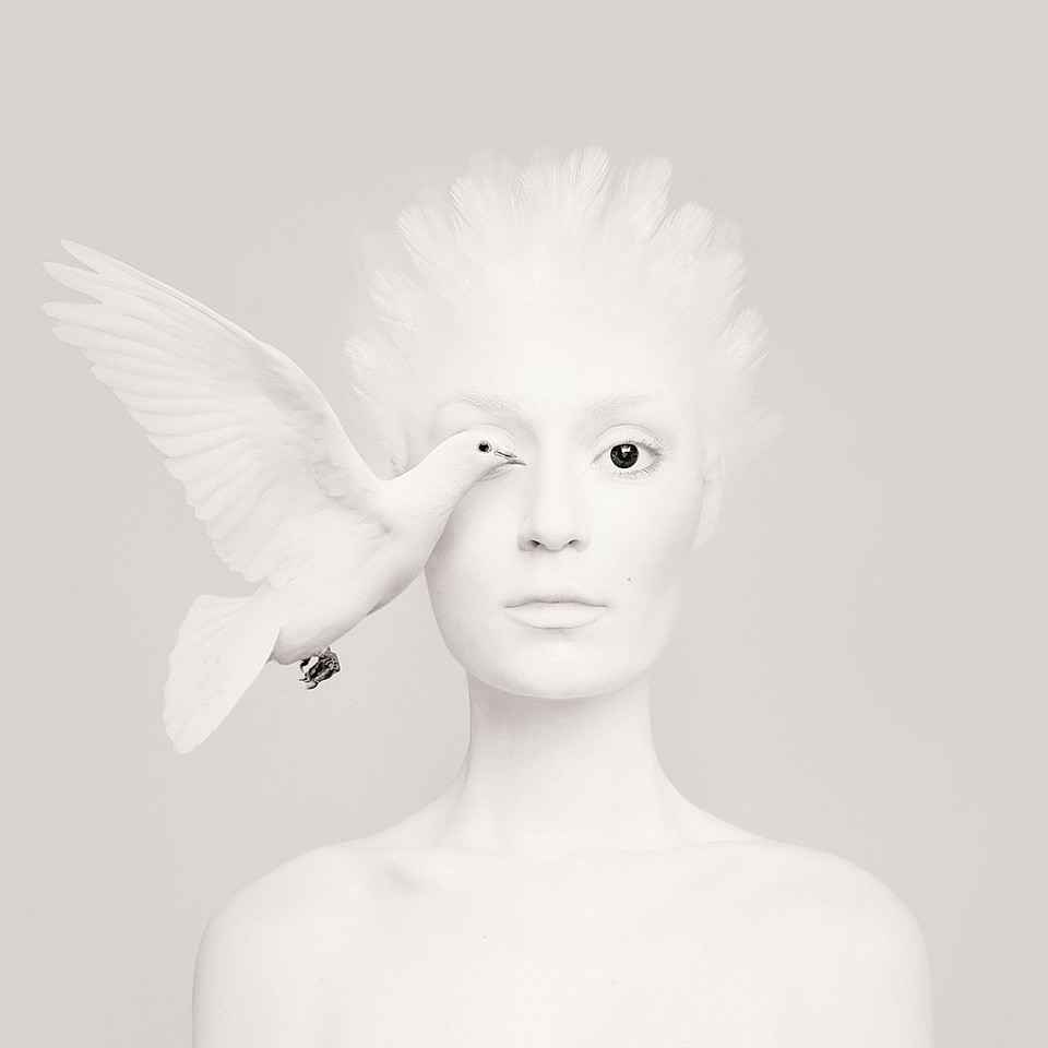 Flora Borsi, Animeyed, Dove Archival pigment print on Hahnemühle paper